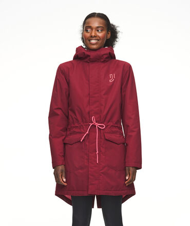 Fairly Parka with fleece, , hi-res