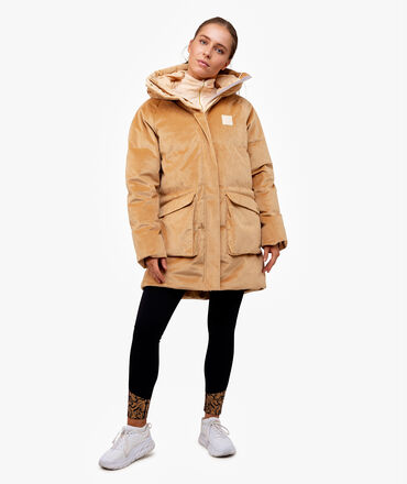 Rille Parka with cord, , hi-res