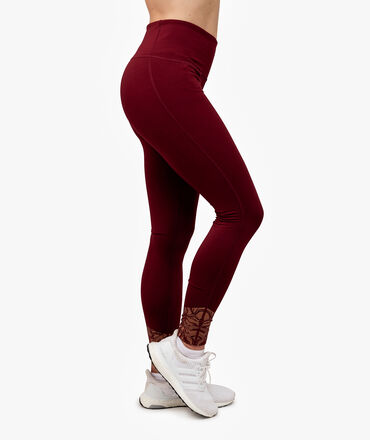 Aerial Woolmix Tights High Waist, , hi-res
